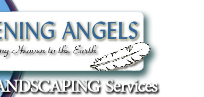 Gardening Angels - complete landscaping services - serving the greater Woodstock area